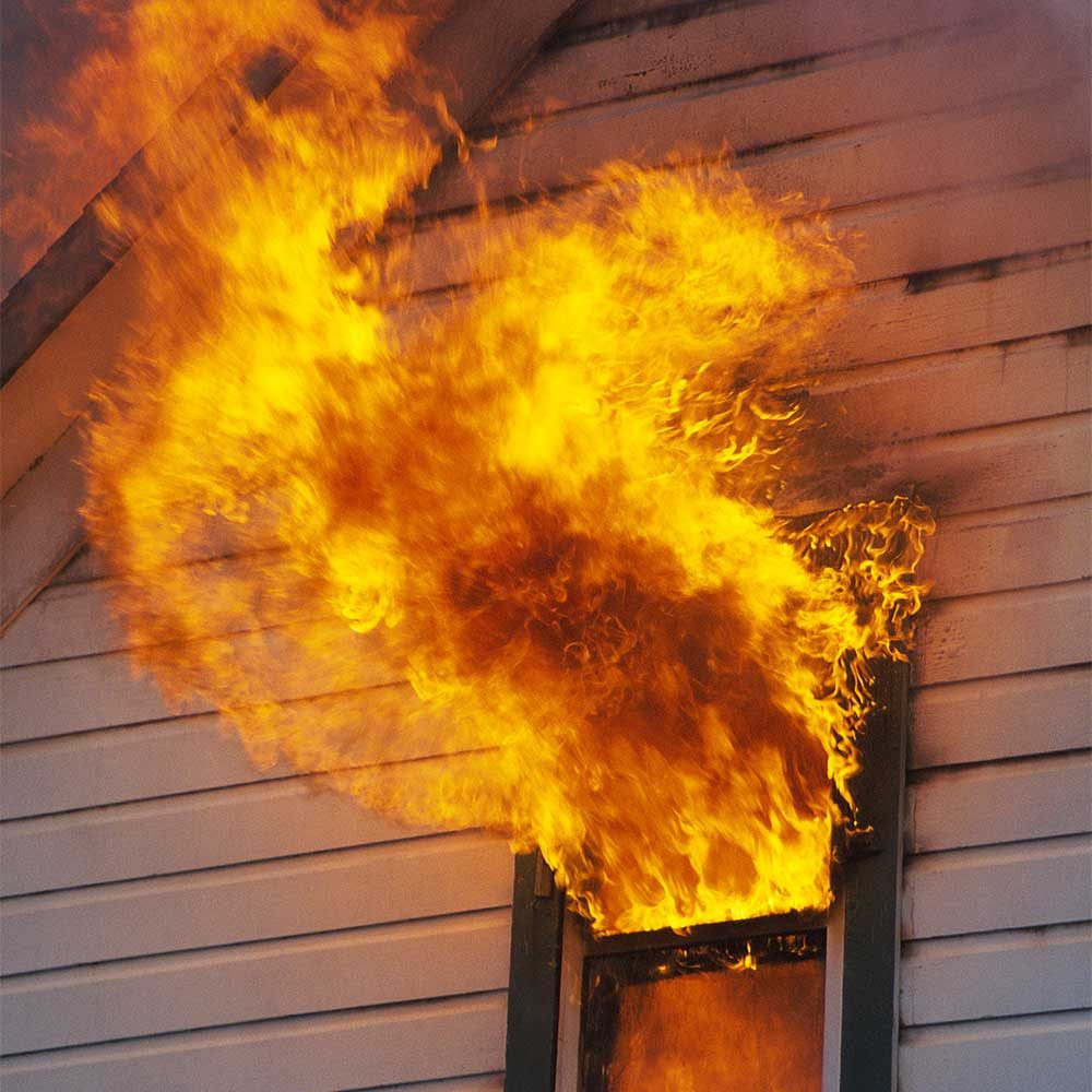 Don't Burn Down the House!