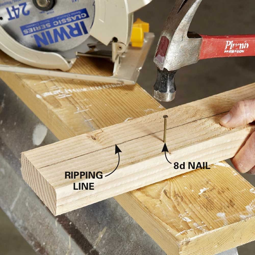 Tips For Ripping Wood