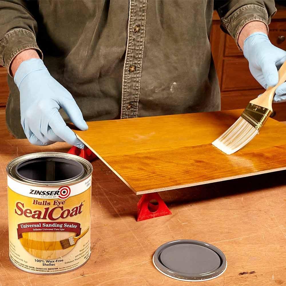 Is water based polyurethane vs oil based - Seal Oil Based Stain