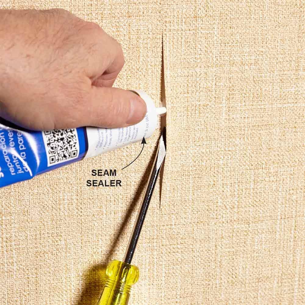 wallpaper remover solution diy