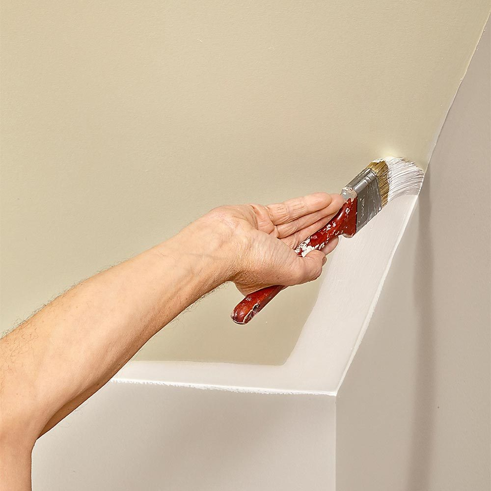 Lap Your Cut-In Onto the Walls