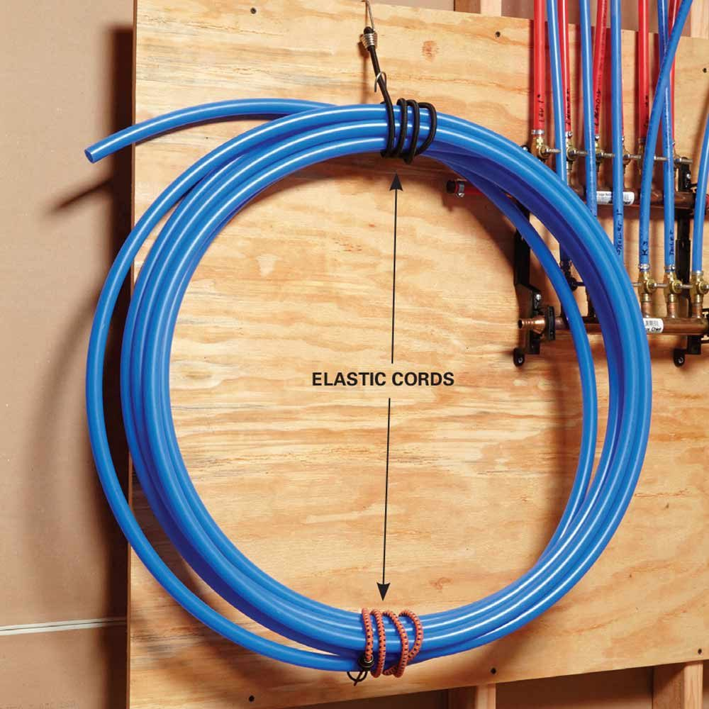 Control Your Coil With an Elastic Cord
