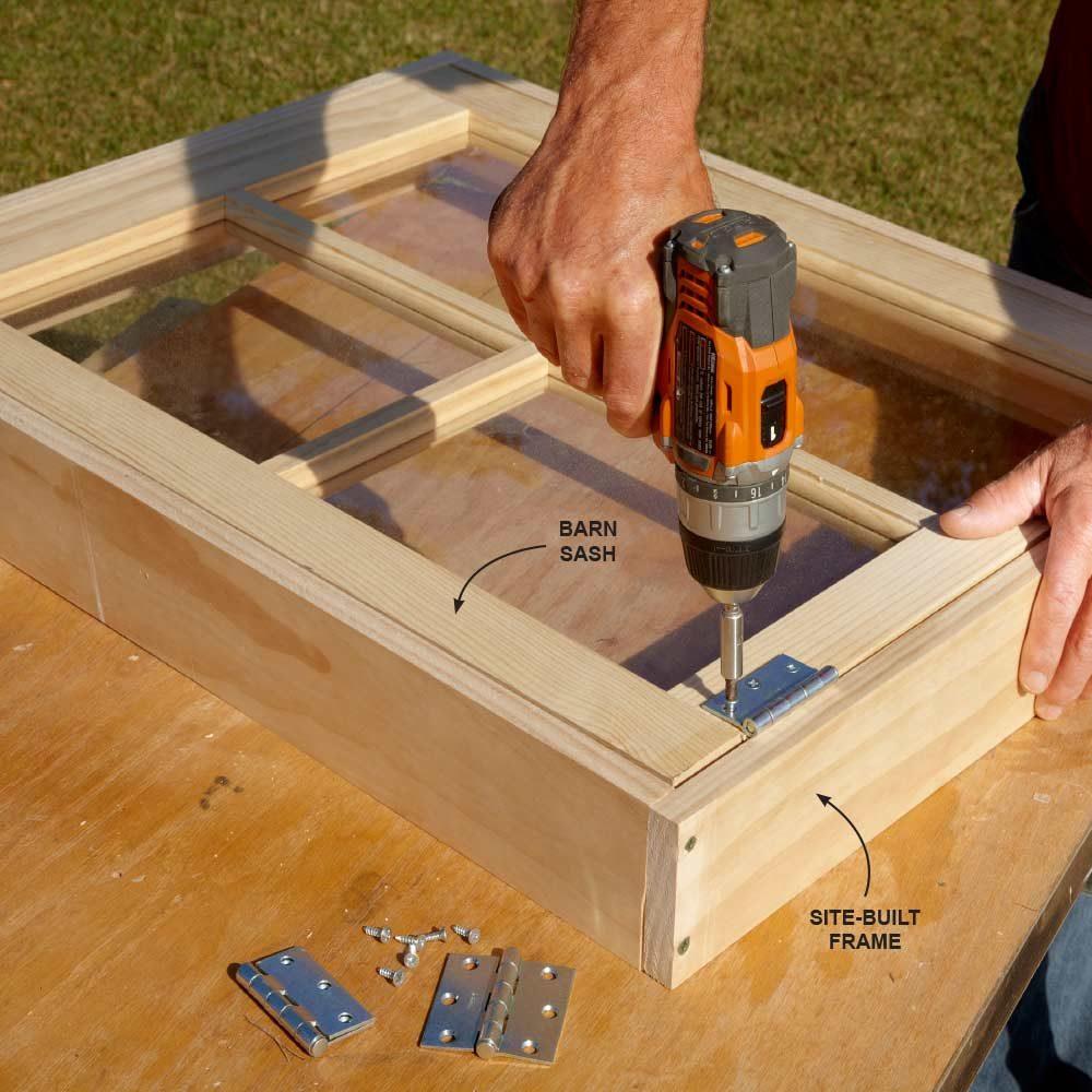 Save Money With Barn Sash Windows