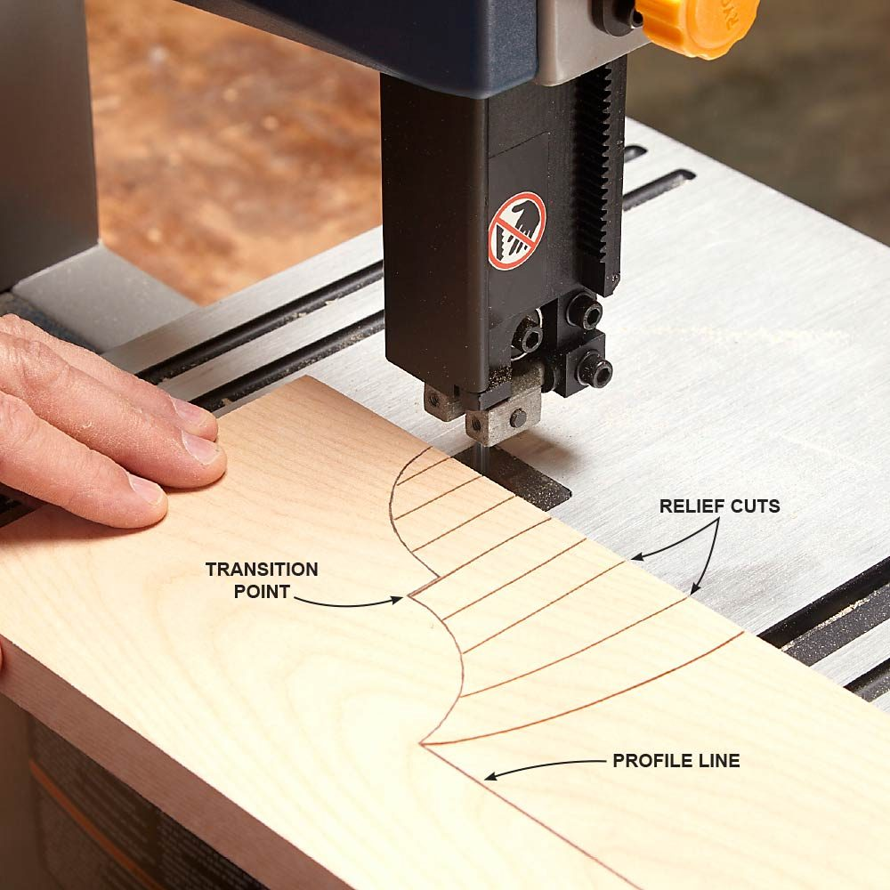 How To Use A Bandsaw Essential Bandsaw Tips Amp Tricks