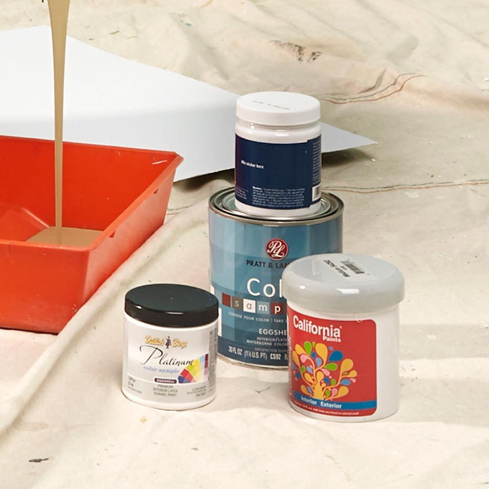 The Three Paint Colors We Decided To Sample: Top Tips For Choosing Paint Colors
