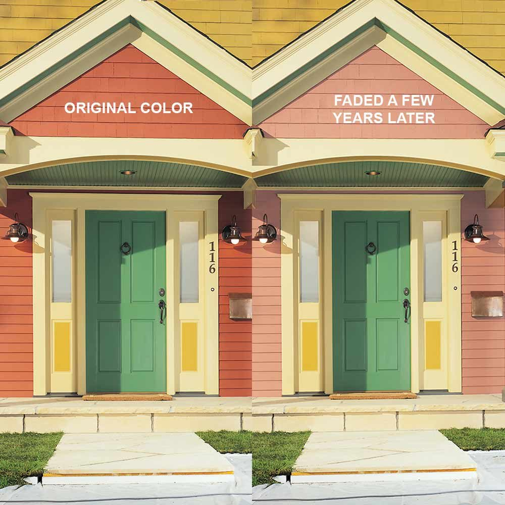 Guide To Choosing The Right Exterior House Paint Colors: Top Tips For Choosing Paint Colors