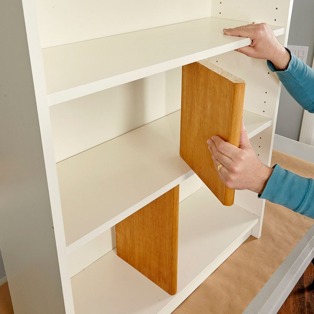 Support Sagging Shelves