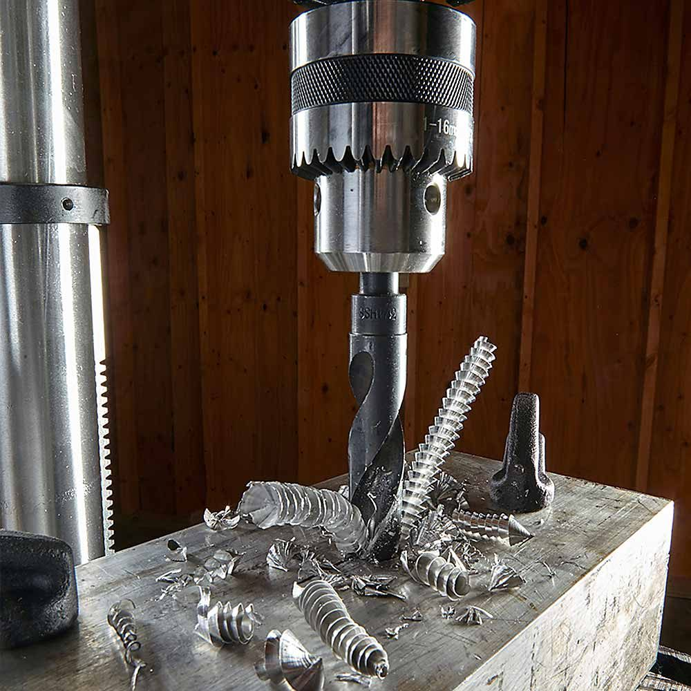 12 Tips For Drilling Holes In Metal The Family Handyman
