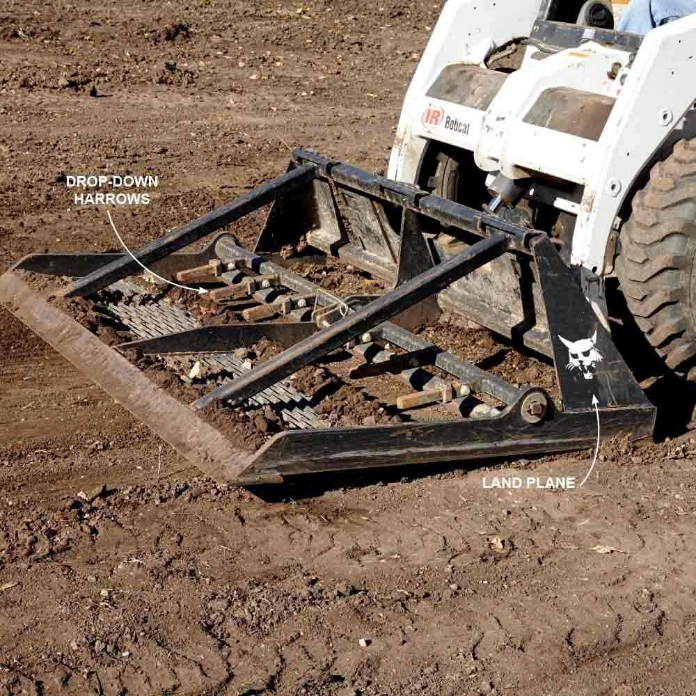 Consider Adding Topsoil