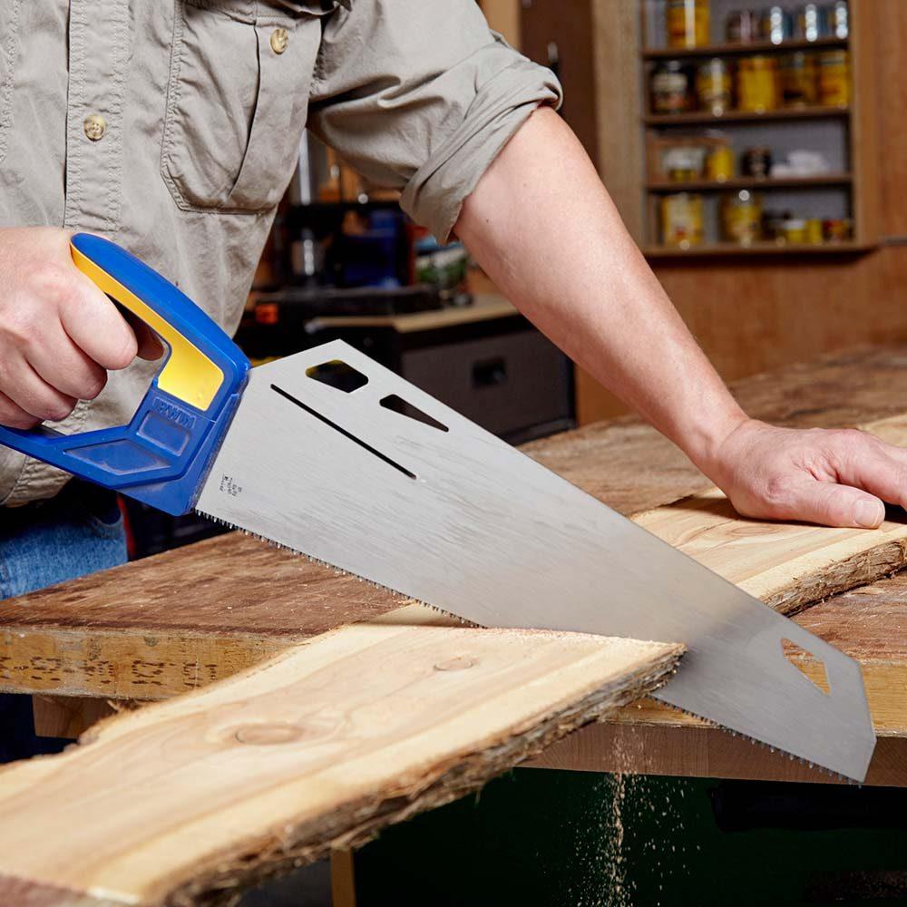 A Superior Handsaw