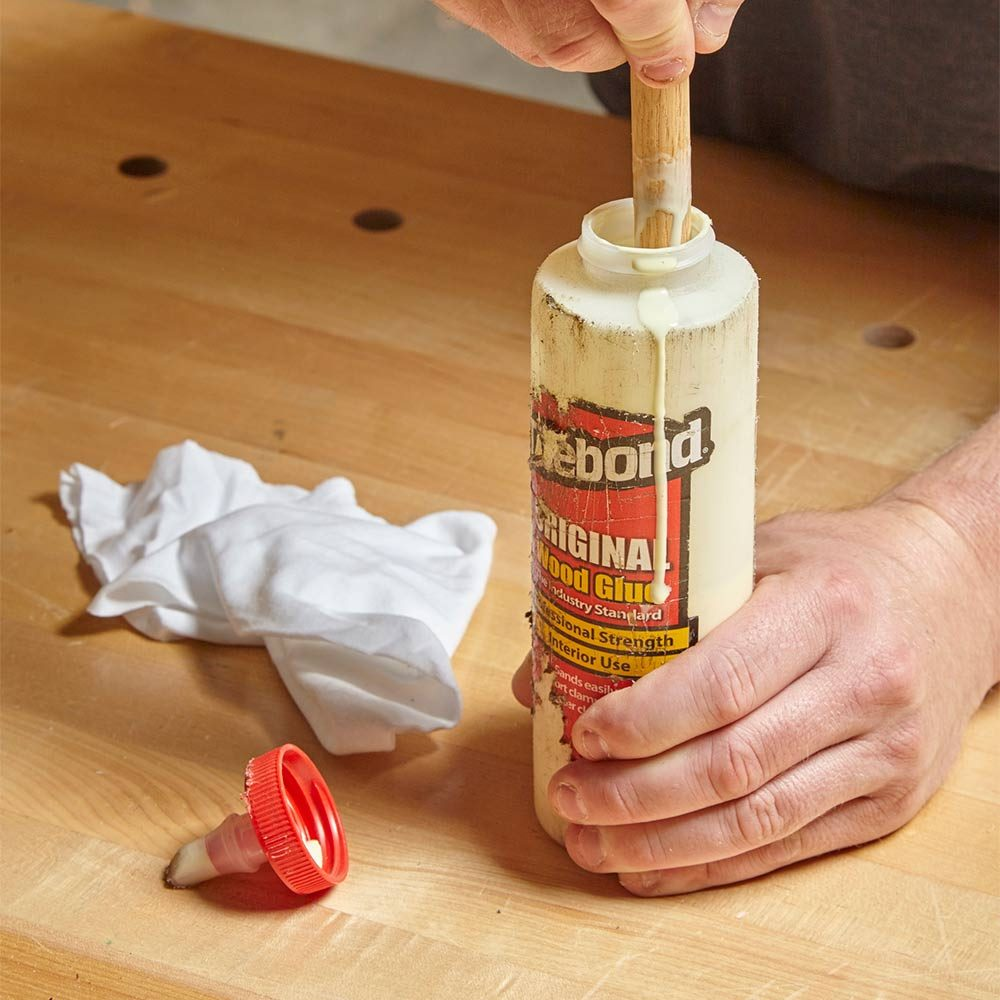 Wood Glue Can Last for Years