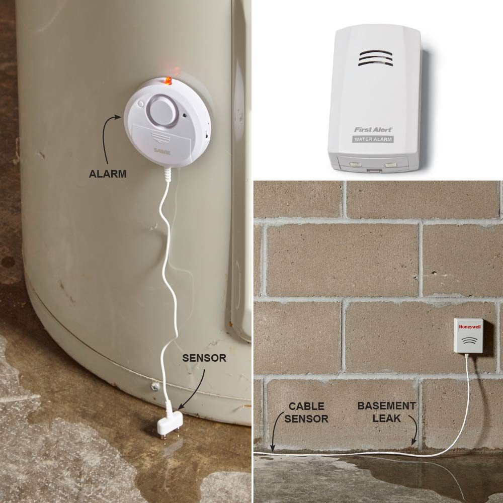 Home Tech: Automated Water Leak Detection