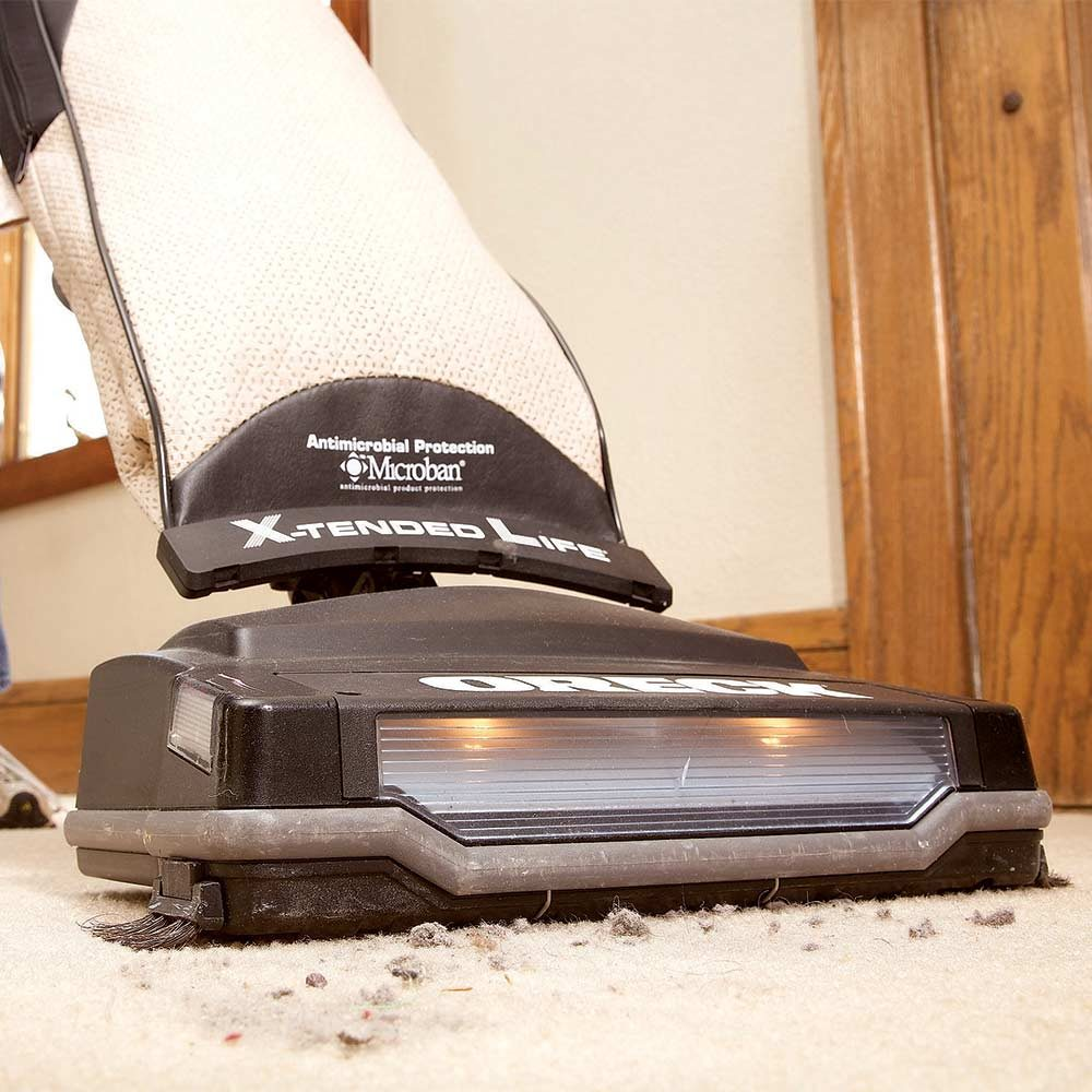 Vacuum Your Carpet Often
