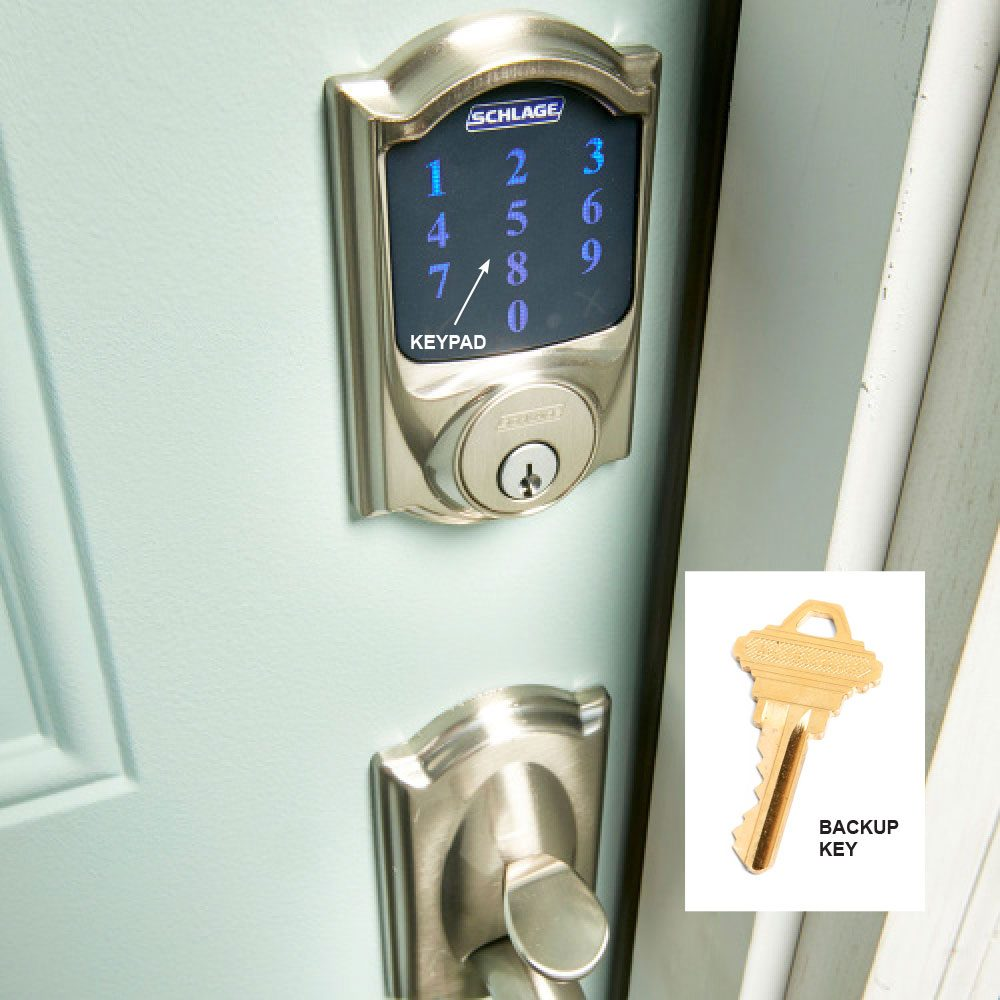 Simple Lock, Sophisticated Features