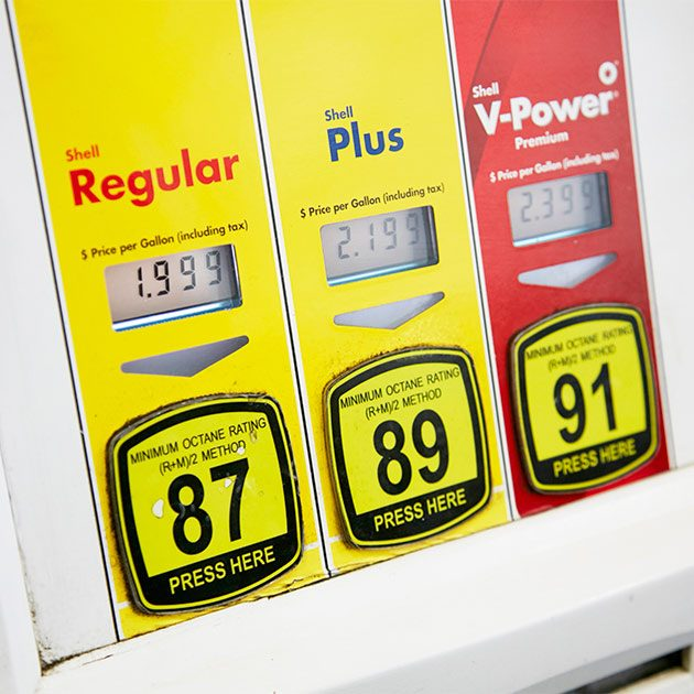 Is Premium or Mid-Grade Fuel Worth the Extra Money?