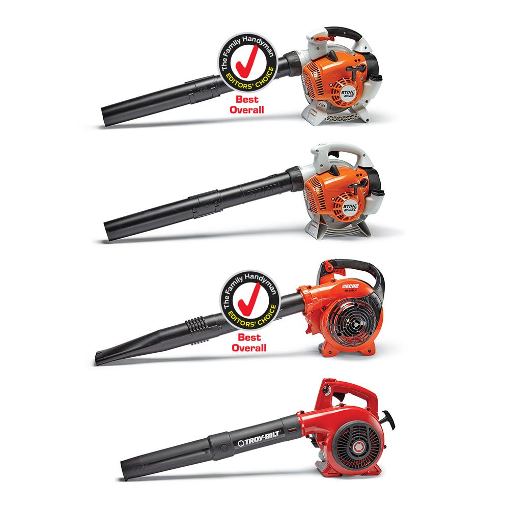 Gas Powered Blowers : Your guide to the absolute best gas powered leaf blowers