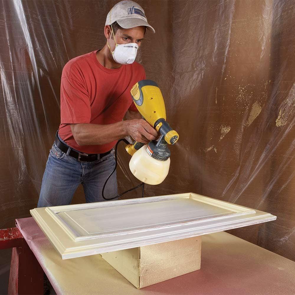 Spray Primer For Kitchen Cabinets