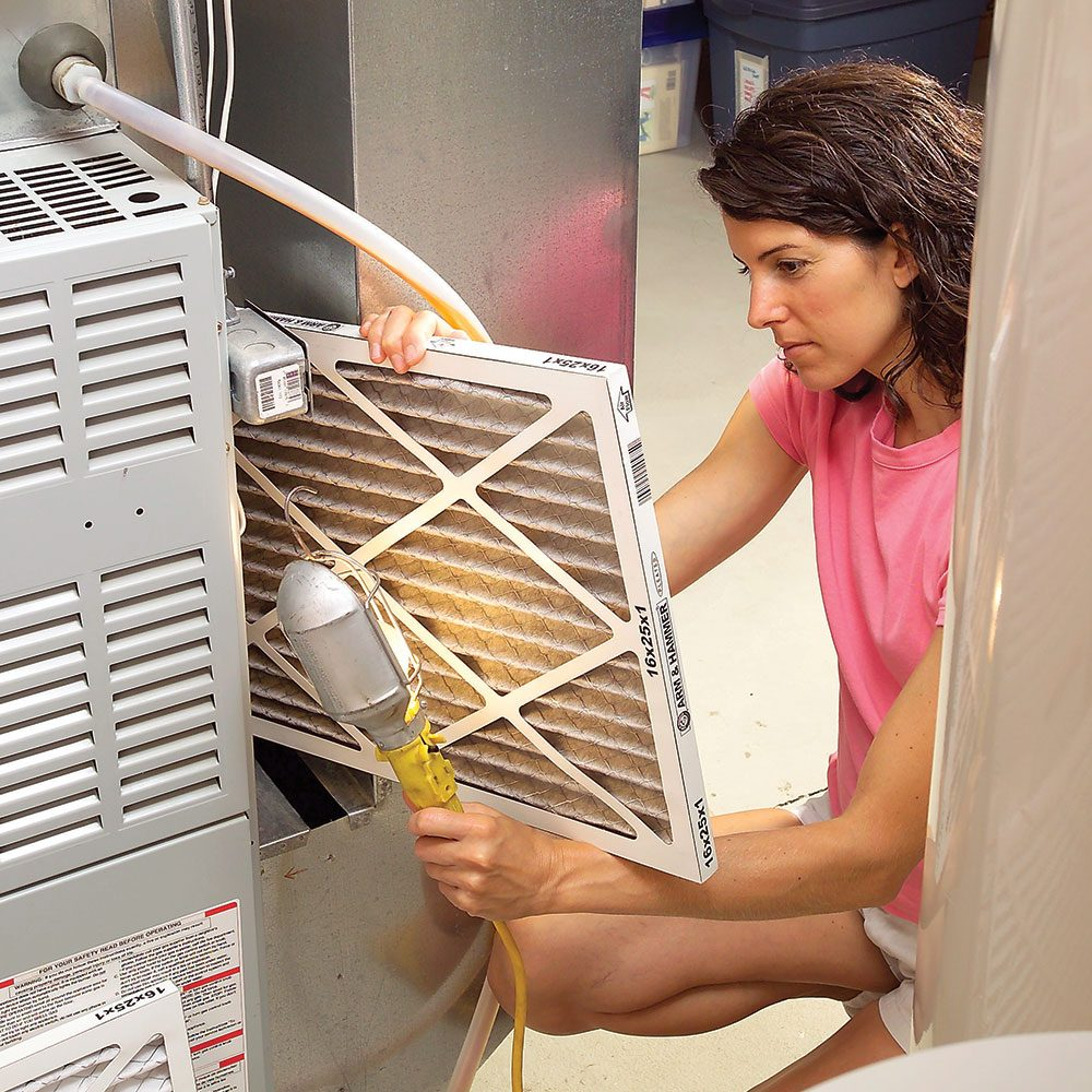 Heating And Cooling Air Conditioner Furnace The Family