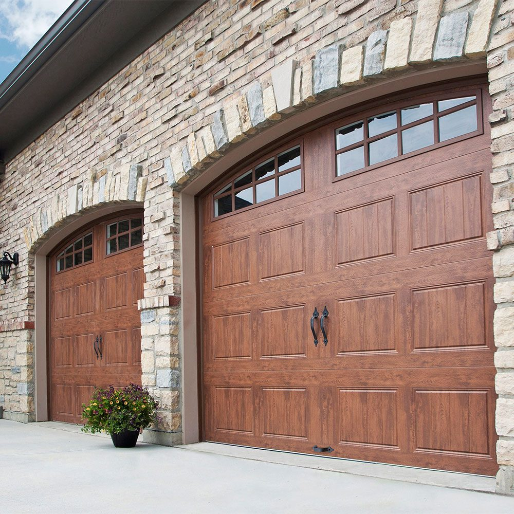 Garage door repair the family handyman for 10 foot high garage door