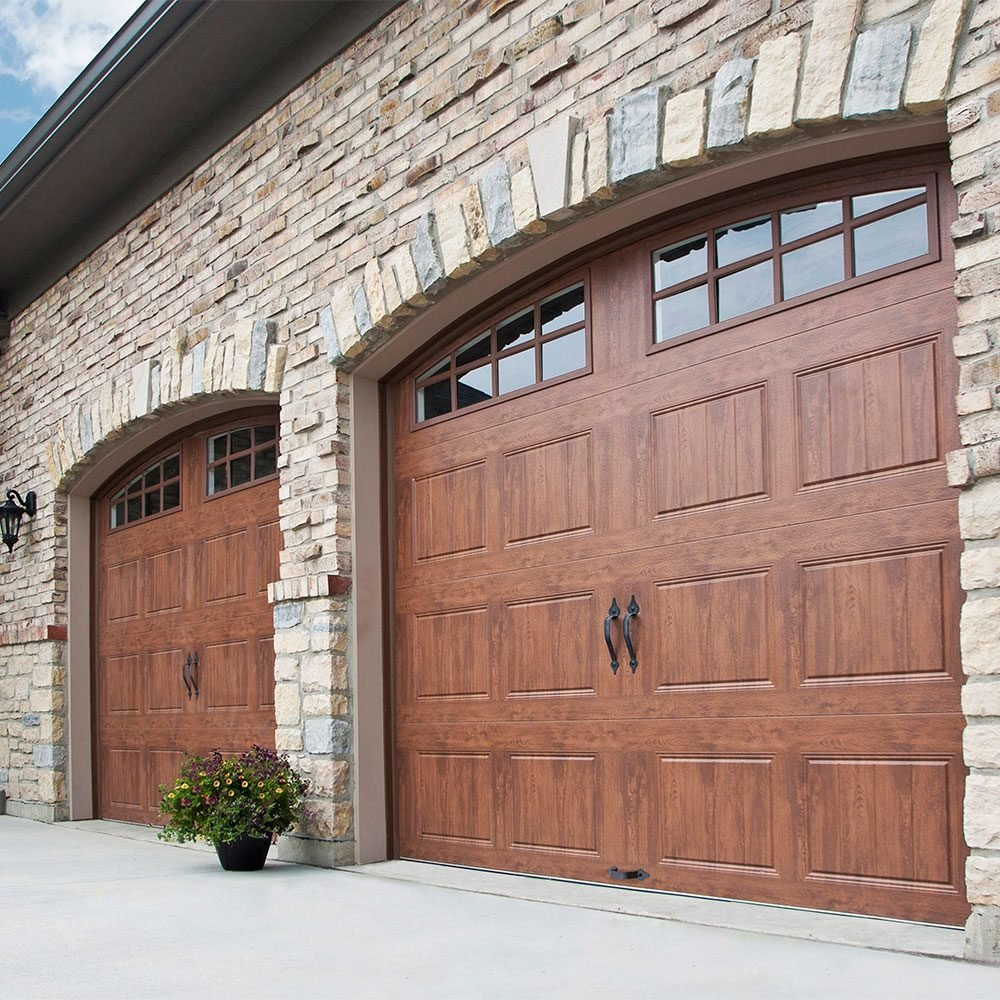 Garage door repair the family handyman for Garage doors