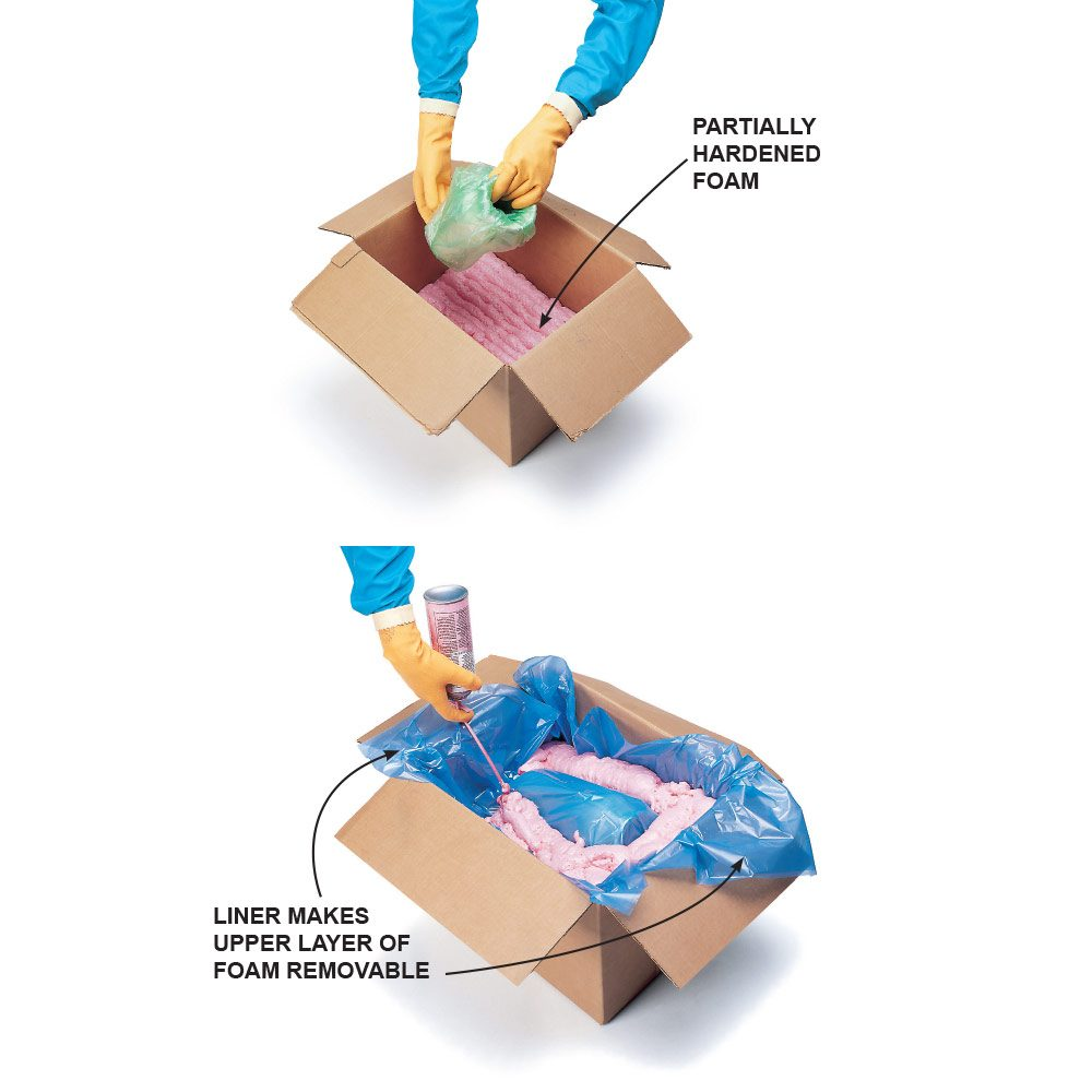Packaging Fragile Parcels