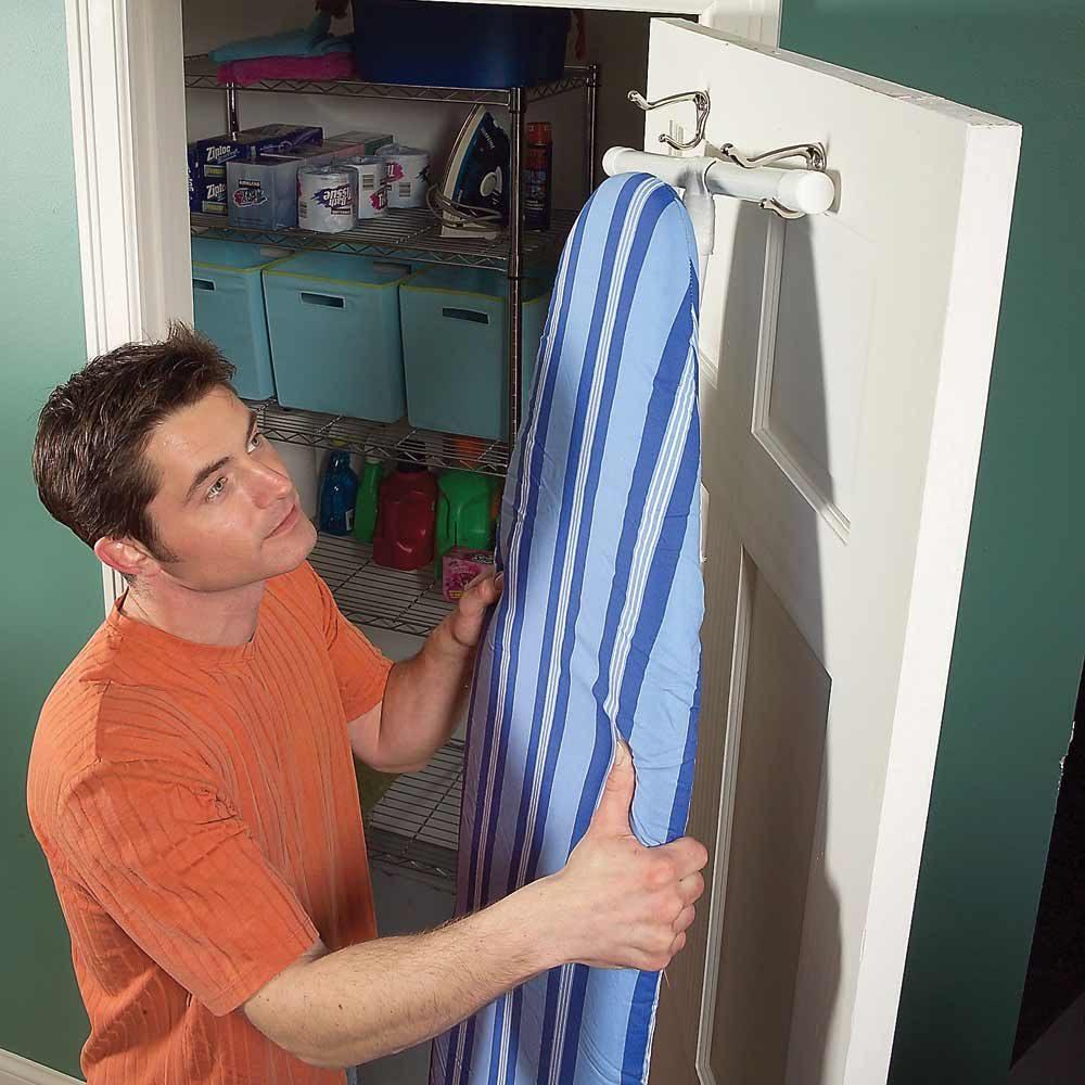 Ironing Board Storage