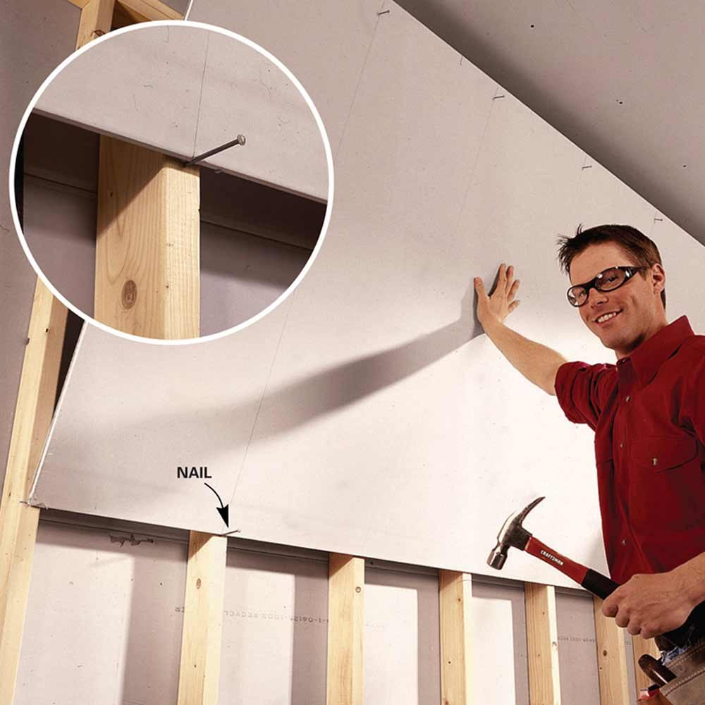 Solo Drywall Hanging