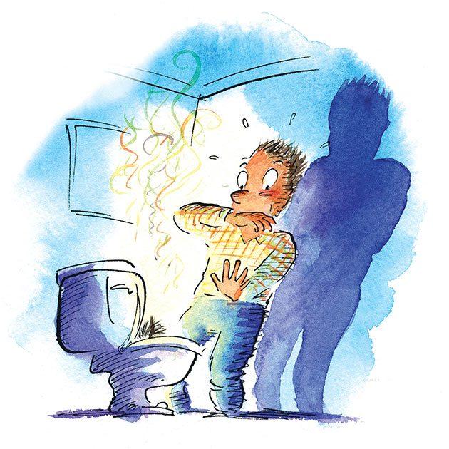 Bathroom Plumbing Mishaps