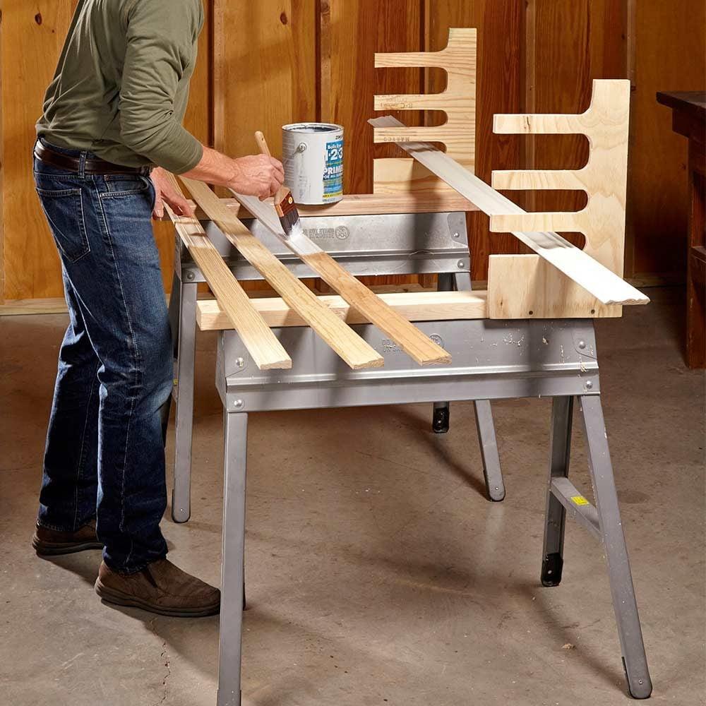 Build a Convenient Drying Rack