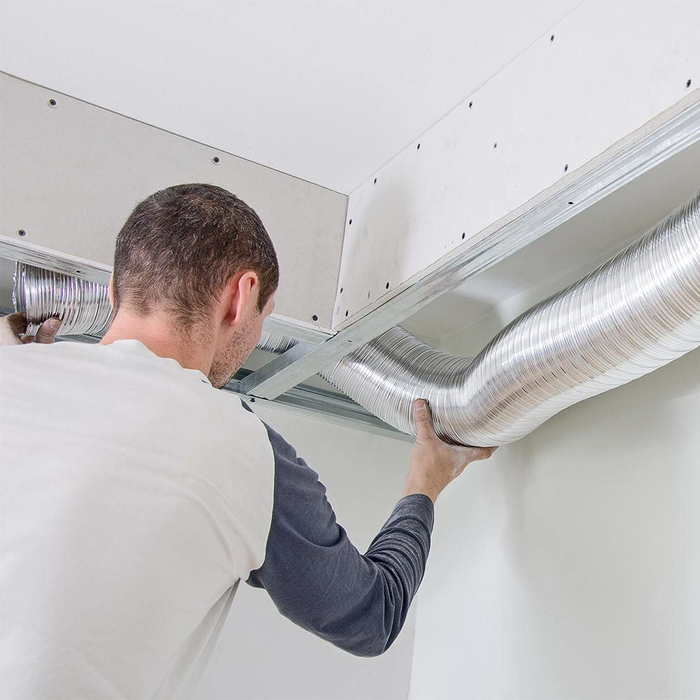 Let a Pro Plan the Ductwork