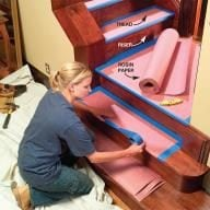 Protect Stairs Safely