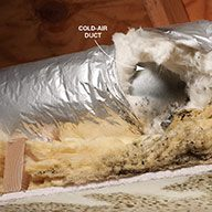Inspect the Ductwork