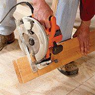 How To Use A Circular Saw The Family Handyman