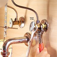 10 Tips For Installing A Faucet The Easy Way The Family Handyman