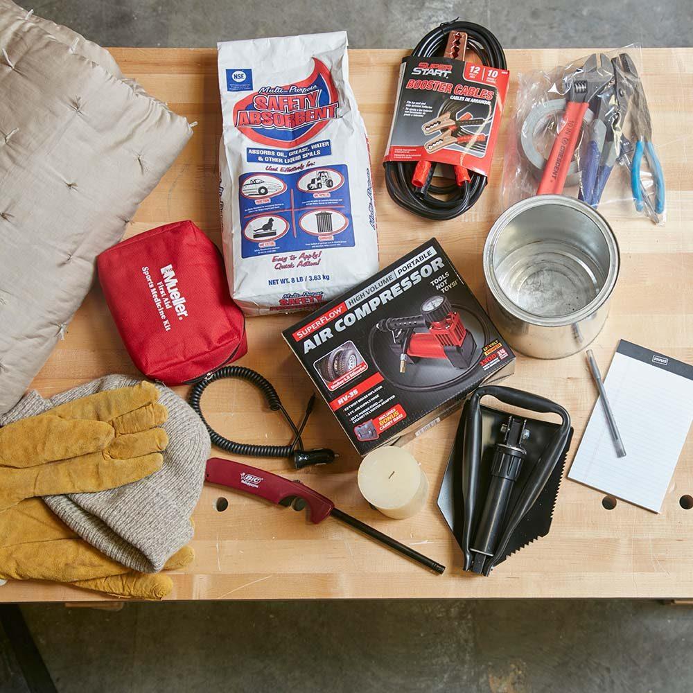 Build Your Own Winter Survival Kit