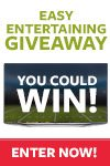 Easy Entertaining Giveaway