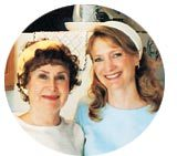 Julie J. and Margaret P.