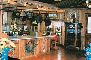 Roomy Country Kitchen