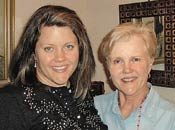 Krista and Mom Sherry