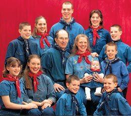 The Ahren Family
