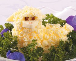 Butter Lamb Photo
