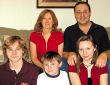 Angela's Family