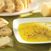Herbed Parmesan Bread Dipping Oil
