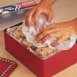 pack cookies