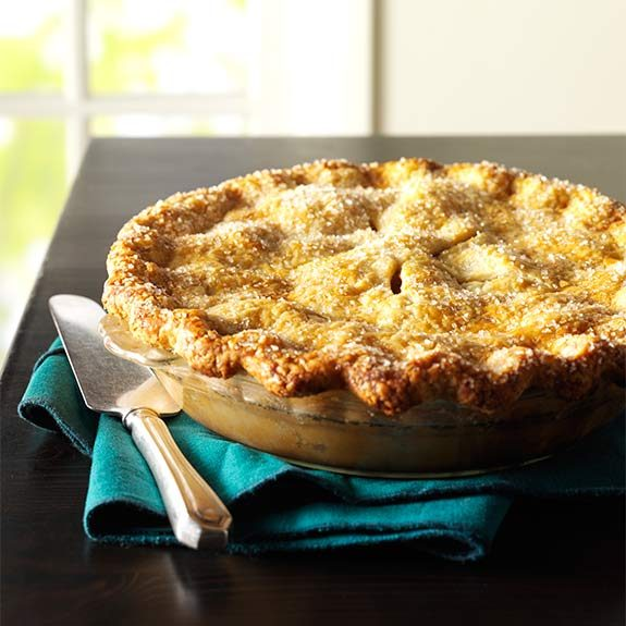 The Best Apple Pie recipe from Taste of Home