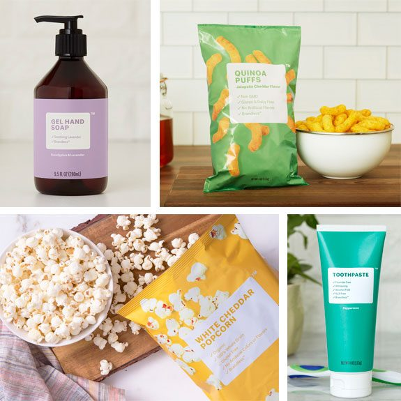 9 Things You Should Buy From Brandless, the Online Grocery Store That Sells Everything for $3