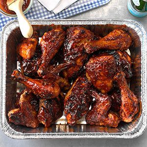How to Grill Finger-Lickin' Chicken Wings (or Legs, or Thighs)