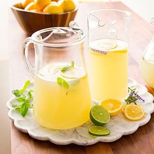 How to Make Lemonade That'll Blow Away Any Store-Bought Mix