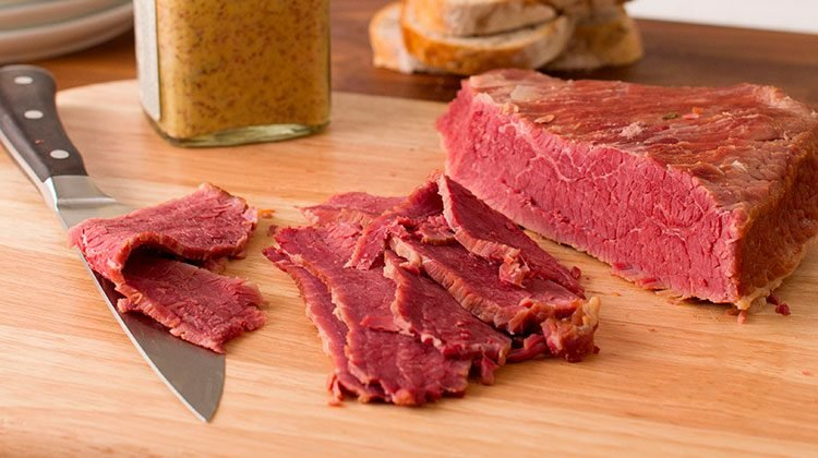 How To Make Corned Beef Brisket From Scratch Taste Of Home