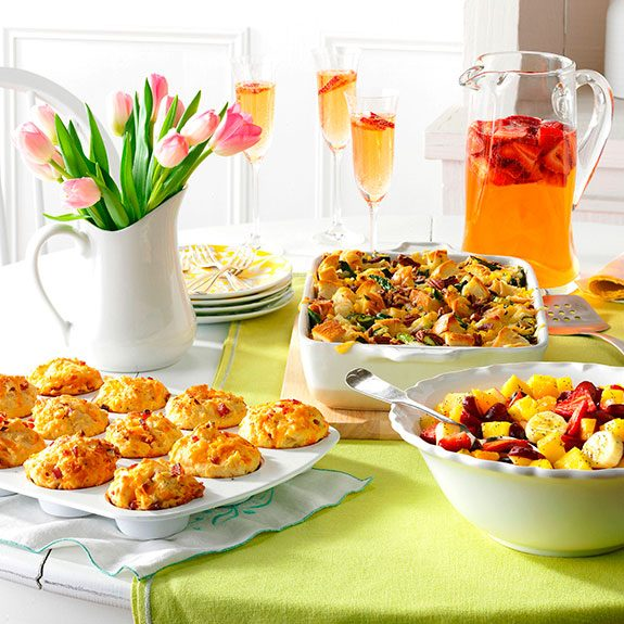 10 Tips for Hosting a Stress-Free Brunch Party, from Professional Event Planners